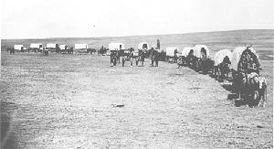 Convoi de Métis