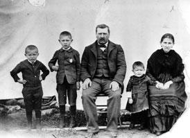 Famille de Joseph Lapointe