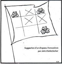 À la veille du lancement d?un concours pour trouver un drapeau fransaskois