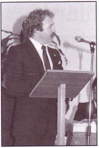 Allan Bourgeois a été le president du Centre Culturel Maillard