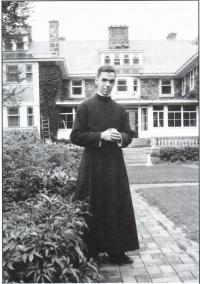 André Mercure à Sainte-Agathe