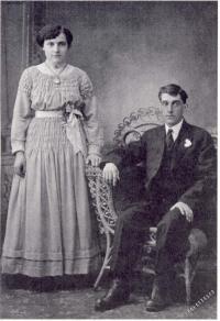 Armandine Gareau et son Mari Hector Gaudet