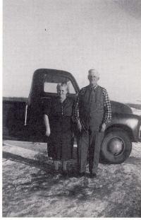 Auguste et Anna Revet