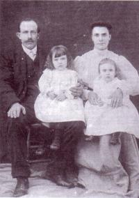 Auguste et Jeanne Thiévien