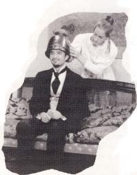 Charles Dumont et anaïs de Bourayne
