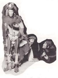 David Granger, Lisa Christie et Rachel Duperreault