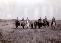 Des anciens amis du Yukon à Turtleford