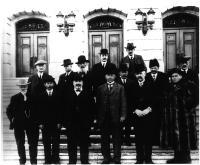 Des membres de la Saskatchewan Stock Growers