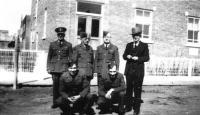 des officiers 1942