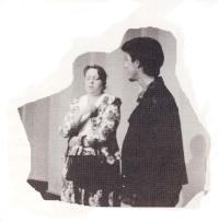 Edith Gendron et jacques Poulin-Denis