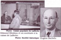Edmond Bilodeau et  Eugène Bachelu