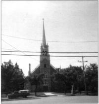 Église de Sainte-Anne-des-Chênes