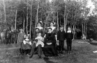 Famille d?Adélard Marcotte