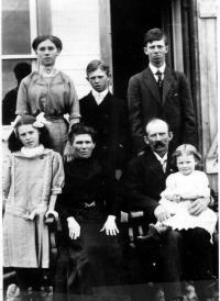 Famille de Aimé-Pierre Marcotte