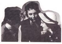 France Martel, Stan Argue et Anne Kernaleguen