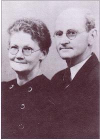 Gilbert Audette et Sa femme