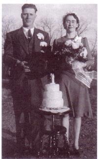 Jeannette et Arsène Revet