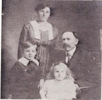 Joseph Carbotte et sa famille