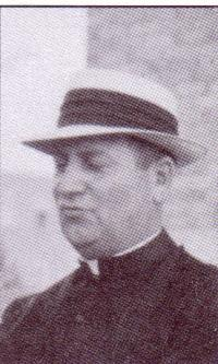 L?abbé Dominique Dugas.