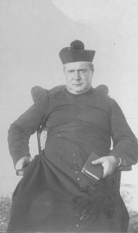 L'abbé Henri Chauvin
