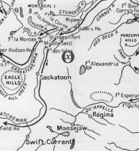 L'abbé LeFloc'h a dirigé les colons bretons vers cette région