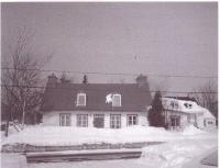 L?ancienne maison des Chalifour à Québec