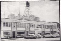 L'édifice de la station