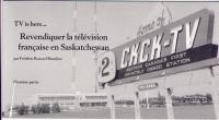 L'édifice et l'émetteur de CKCK-TV