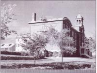 L'édifice principal du scolasticat