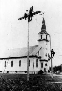 L'église de Saint-Brieux