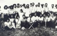 L'équipe de balle de Saint-Denis