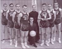 L?équipe de basketball