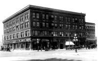 L'immeuble Hammond