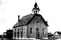 La deuxième église St. Joseph