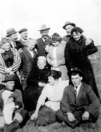La famille Béliveau