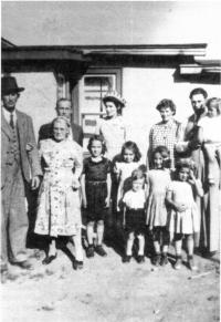 La famille Lacasse