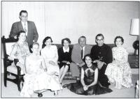 La famille Mercure au complet