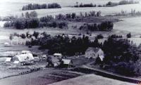 La ferme des Desnoyers à Fort Kent