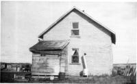 La maison de logs