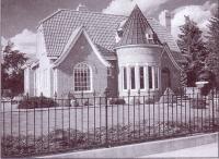 La maison de Louis Fournier