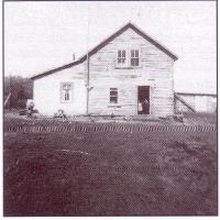 La maison des Pelletier à bellevue
