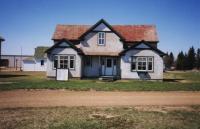 La maison du docteur à North Battleford