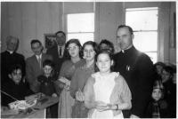 la première caisse scolaire à Bellevue