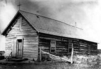 La première école de Bellevue