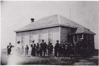 La première école de St-Maurice