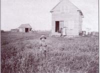 La première maison de Joseph et Cécile