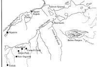 La région de la vallée de la rivière Carotte