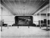 La Scène dans la Salle des loisirs