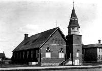 La troisième église St. Joseph