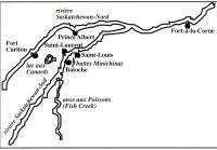 La vallée de la rivière